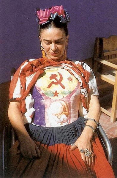 Frida Kahlo: A Life of Savage Beauty and Defiance : Dr ...