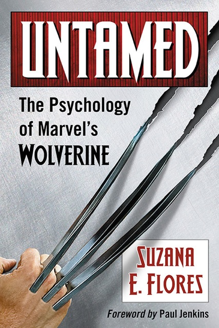 Untamed by Dr. Suzana Flores