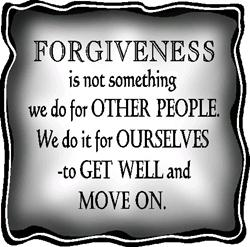 Forgive and Move On